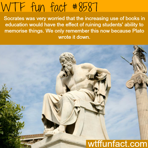 Socrates - WTF fun facts