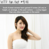 south korean women wtf fun facts