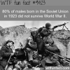 soviet union in ww2 wtf fun fact