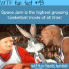 space jam movies facts
