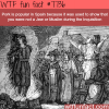 spanish inquisition wtf fun facts
