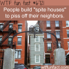 spite houses wtf fun fact