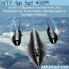 sr 71 blackbird wtf fun facts