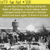 stalingrad battle wtf fun fact
