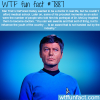 star treks defrost kelley wtf fun facts
