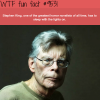 stephen king wtf fun fact