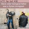 steve jobs father was syrian wtf fun facts