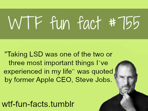 steve job fact