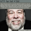 steve wozniak wtf fun fact