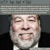 steve wozniak wtf fun fact
