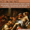suicide in pre christian era wtf fun facts