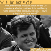 ted kennedy wtf fun fact