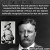 teddy roosevelt stuff you never know about him