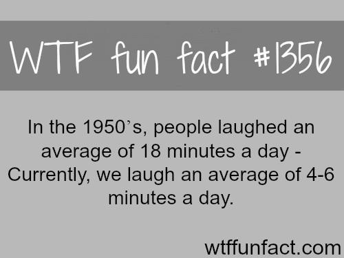 theaveragetime people laugh