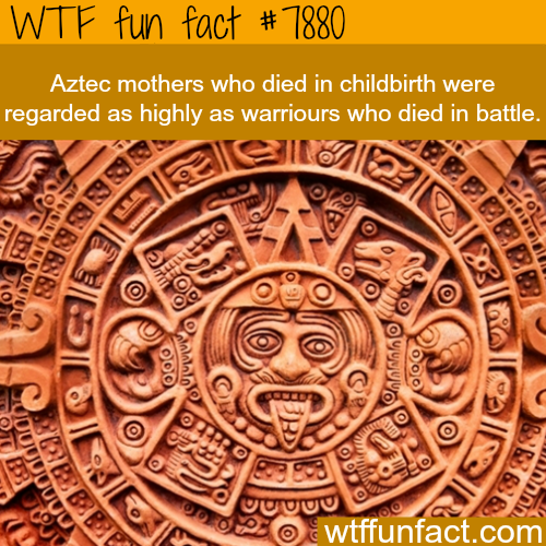 The Aztecs facts - WTF fun facts