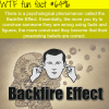 the backfire effect wtf fun facts