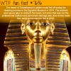 the beard of tutankhamuns golden mask wtf fun
