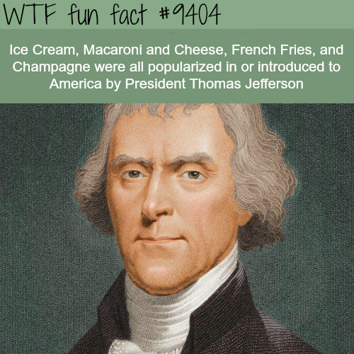 The best president in the world - WTF fun facts