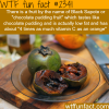 the black sapote chocolate pudding fruit