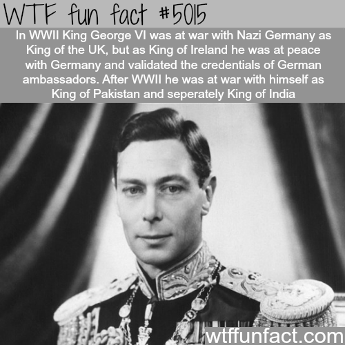 The British Commonwealth - WTF fun facts