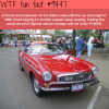 the car with the highest milage wtf fun fact