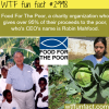 the ceo of food for the poor is robin mahfood