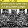 the class the stars fell on wtf fun facts