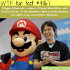 the creator of mario and donkey kong wtf fun
