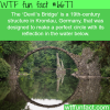 the devils bridge wtf fun fact