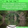 the devils bridge wtf fun fact