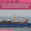 the difference between a boat and a ship wtf fun