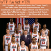 the dream team wtf fun facts