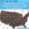 the electoral college wtf fun fact
