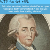 the execution of marquis de favras wtf fun facts