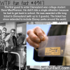 the first guest to enter disneyland wtf fun