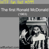 the first ronlad mcdonalds