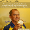 the fourth type of olympic medal wtf fun facts