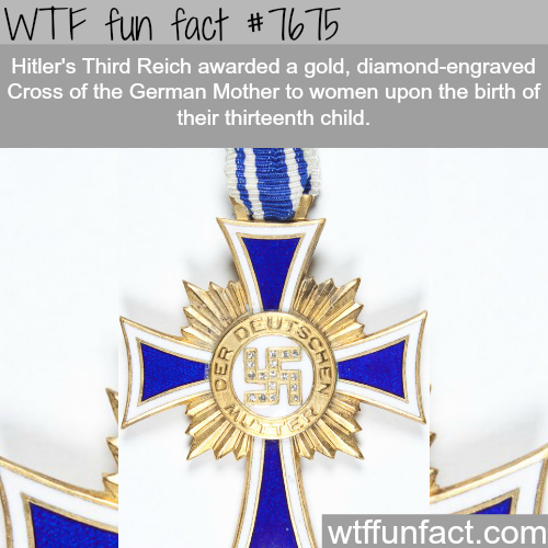The German Mother - WTF fun facts