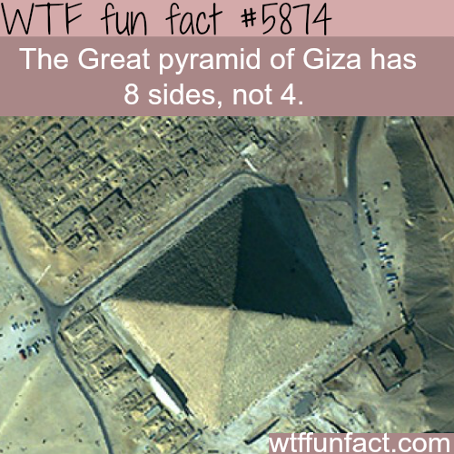 The Great pyramid of Giza -