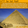 the great pyramid wtf fun facts