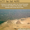 the great pyramids of giza wtf fun facts