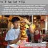 the heart attach grill wtf fun fact