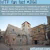 the holiest site in christianity is opened by muslims