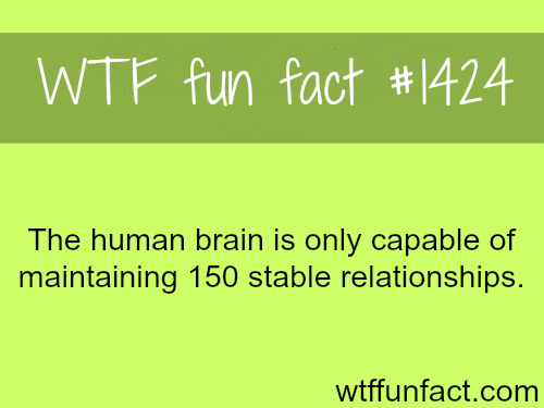fact about the human brain