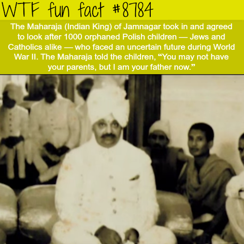 The Indian Oskar Schindler - WTF fun facts