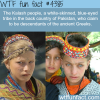 the kalash people wtf fun facts