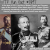 the king of germany england and germany were all