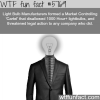 the light bulb cartel wtf fun facts