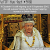 the longest reigning british monarch