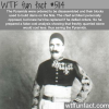 the man who saved the pyramids wtf fun facts
